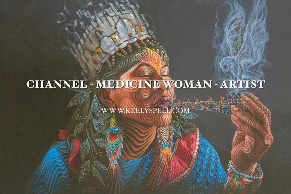 Toad Ceremonies with Medicine Woman Keely Spell